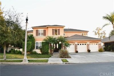 La Verne Single Family Home For Sale: 2420 Vista Del Sol
