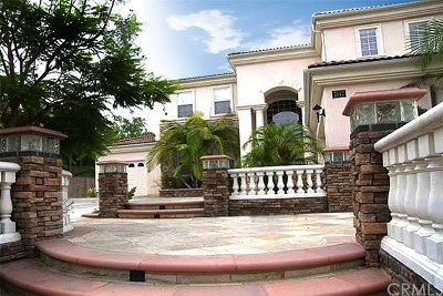 Rowland Heights Single Family Home For Sale: 2147 Wind River Lane