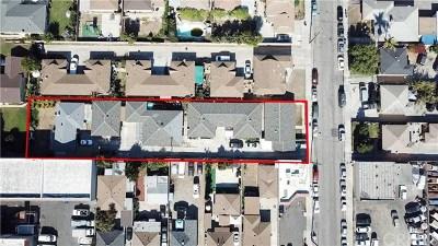 Hawthorne Multi Family Home For Sale: 13811 Kornblum Avenue