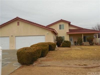 California City Single Family Home For Sale: 9633 Rea Avenue