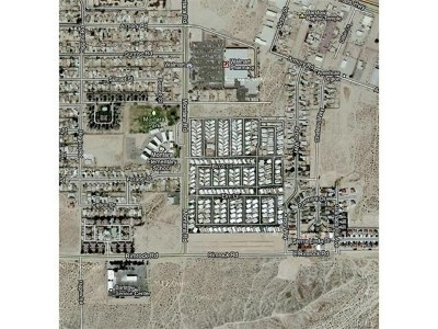 Barstow Residential Lots & Land For Sale: Rimrock