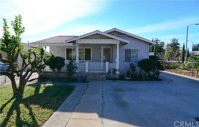 Pasadena Single Family Home For Sale: 2156 Corson Street