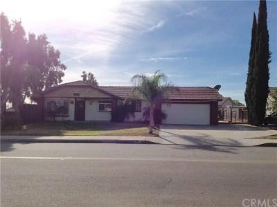Rialto Single Family Home For Sale: 891 E Etiwanda Avenue