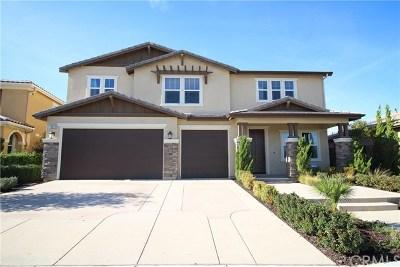 Murrieta Single Family Home For Sale: 30175 Mahogany Street