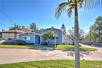San Bernardino Single Family Home For Sale: 1731 Bonita Vista Drive