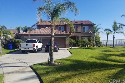 Rancho Cucamonga CA Single Family Home For Sale: $650,000