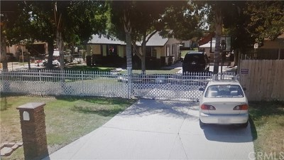San Bernardino Single Family Home For Sale: 3188 N F Street
