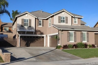 Eastvale Single Family Home For Sale: 14348 Saline Drive