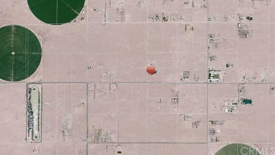 San Bernardino County Residential Lots & Land For Sale: Silver Valley Road