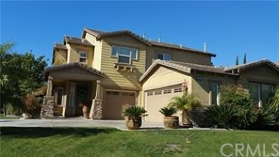 Rancho Cucamonga Single Family Home For Sale: 7610 Chalk Hill Place