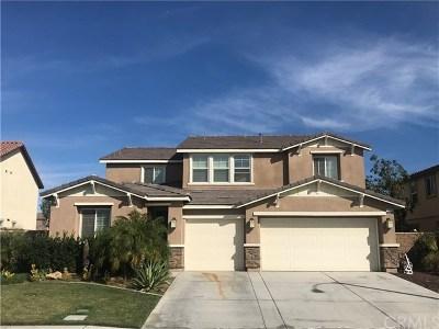 Eastvale Single Family Home For Sale: 14516 Arctic Fox Avenue