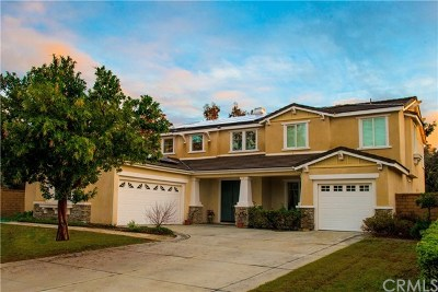 Rancho Cucamonga Single Family Home For Sale: 5757 Green Pine Court