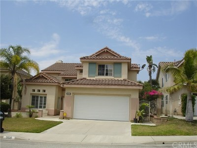 Rowland Heights Single Family Home For Sale: 3535 Normandy Way