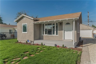 Compton Single Family Home For Sale: 839 W 134th Street