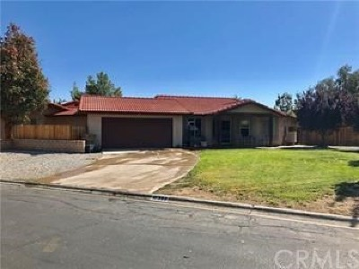 Hesperia Single Family Home For Sale: 10385 Primrose Avenue