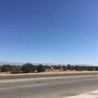 Hesperia Residential Lots & Land For Sale: Escondido Ave