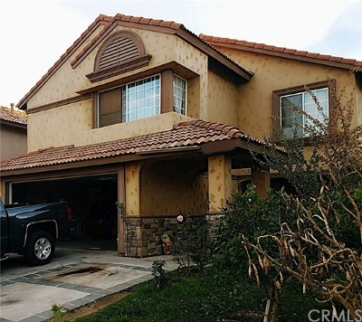 Perris Single Family Home For Sale: 679 Mariner Drive