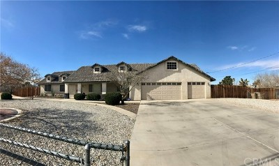 Hesperia Single Family Home For Sale: 11326 Locust Avenue
