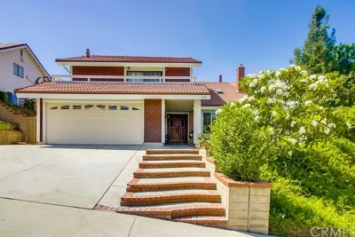 West Covina Single Family Home For Sale: 1601 S Grenoble Avenue