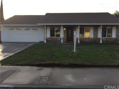 Pomona Single Family Home For Sale: 1683 Burma Court