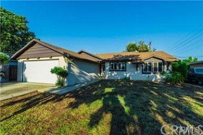 Covina Single Family Home For Sale: 910 N Homerest Avenue