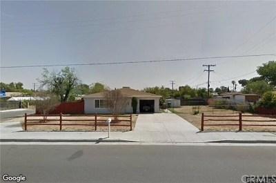 Moreno Valley Single Family Home For Sale: 25131 Dracaea Avenue