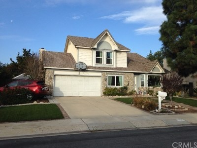 Alta Loma Single Family Home For Sale: 6579 Brissac Place