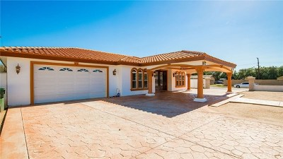 Riverside Single Family Home For Sale: 2596 Rorimer Drive