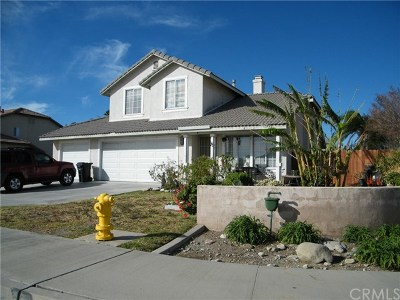 Rialto Single Family Home For Sale: 3392 N Carnation Drive