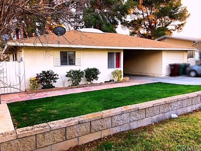 Banning Single Family Home For Sale: 910 W George Street