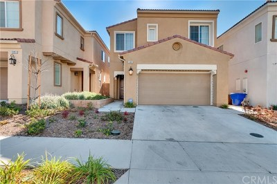 Yucaipa Single Family Home For Sale: 33849 Cansler Way
