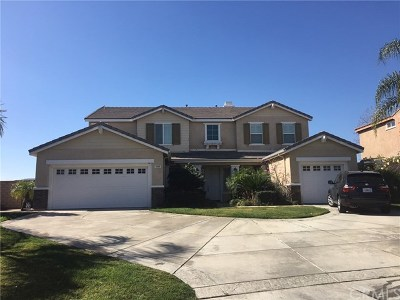 Rancho Cucamonga CA Single Family Home For Sale: $834,888