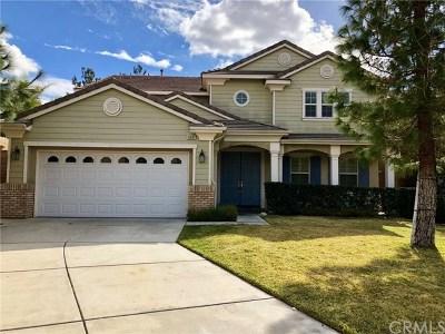Fontana Single Family Home For Sale: 15647 Brewer Lane