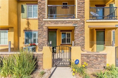 Rancho Cucamonga Condo/Townhouse For Sale: 8751 Olive Tree Drive
