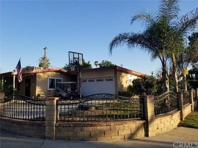 Azusa Single Family Home For Sale: 232 N Calvados Avenue