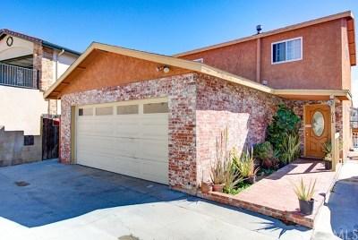 Walnut Single Family Home For Sale: 614 Castlehill Drive