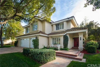 San Dimas Single Family Home For Sale: 1452 Paseo Victoria