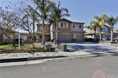 Perris Single Family Home For Sale: 4328 Miraluna Lane
