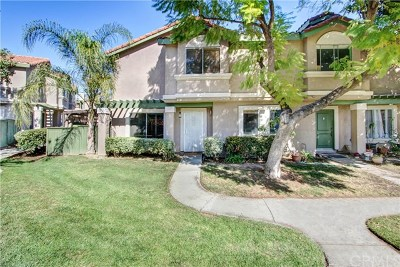 Rancho Cucamonga Condo/Townhouse Active Under Contract: 8396 Sunset Trail Place #A