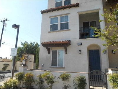Covina Condo/Townhouse For Sale: 1011 N Citrus Avenue