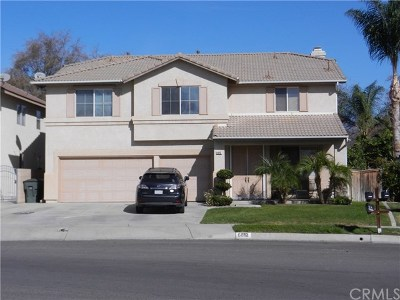Chino Single Family Home For Sale: 6812 Angelina Street