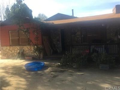 Sunland Single Family Home Active Under Contract: 10653 Oro Vista Avenue
