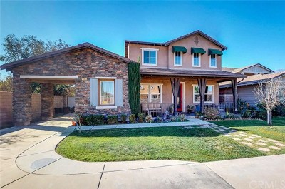 Rancho Cucamonga Single Family Home For Sale: 12455 Penfold Drive