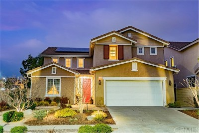 Rancho Cucamonga Single Family Home For Sale: 12210 Wembley Court