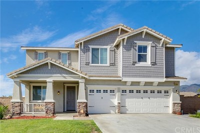Fontana Single Family Home For Sale: 5618 Lancewood Court