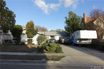 Fullerton Single Family Home For Sale: 554 N Lincoln Avenue