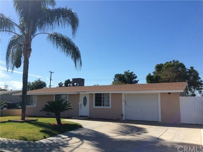 Chino Single Family Home For Sale: 13242 16th Street