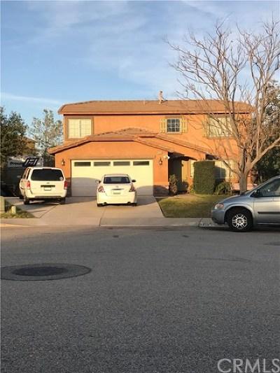 Fontana Single Family Home For Sale: 6359 Gadwall Way