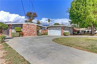La Verne Single Family Home For Sale: 811 Gladstone Street
