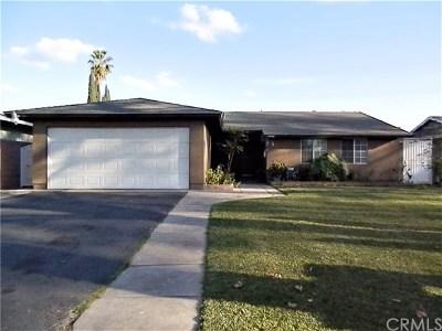 La Puente Single Family Home For Sale: 1448 N Siesta Avenue